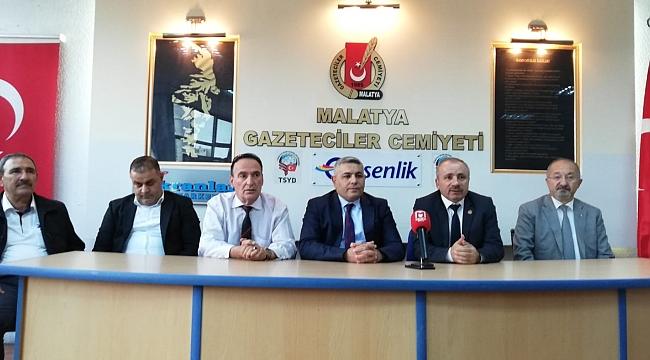 Başkan Saıkoğlundan Gazeteciler Cemiyetine Ziyaret