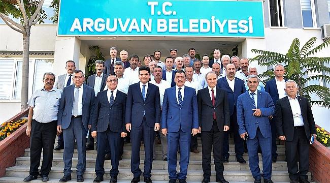 Gürkan, Nifak sokmaya çalışanlara müsaade etmeyeceğiz