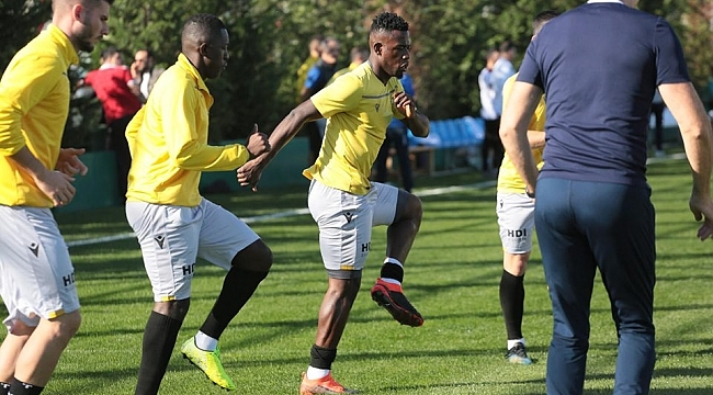 Konyaspor Maçı hazırlıkları Yarın Başlayacak