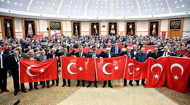 Mehmetçiğe Asker Selamı Gönderdiler