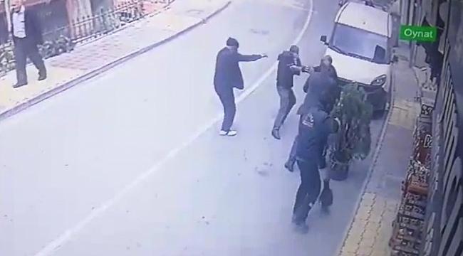 Pütürge'deki Kan Davası Cinayeti Saniye Saniye Kameraya Yansıdı