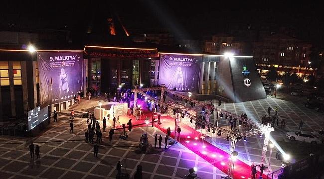 9. Malatya Film Festivali Açılış Töreni İle Başladı