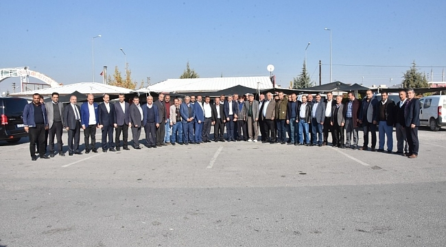 Başkan Sadıkoğlu, Şehrimizin Esnafıyla Ticaret Yapma İmkanı Doğdu