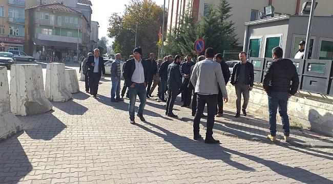 Doğanşehir'deki Tütün Üreticilerinin Çekleri Karşılıksız Çıktı
