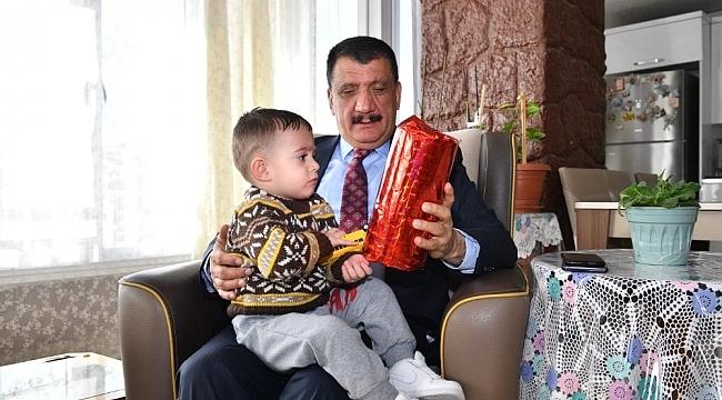 Başkan Gürkan: Önemli Olan Sevgi Engelli Olmamaktır
