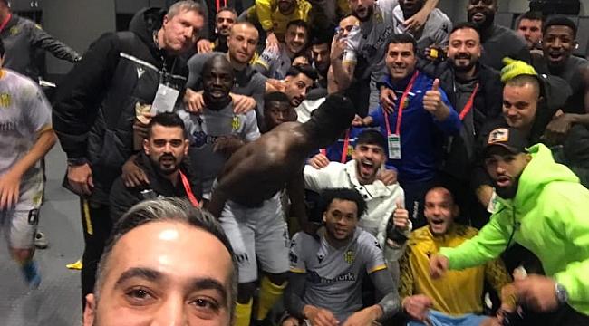 Beşiktaş 0 - 2 BtcTurk Yeni Malatyaspor
