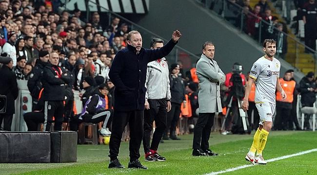 Sergen Yalçın, Beşiktaş'ın Risk Almasını Bekleyip Gol Aradık ve Attık