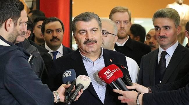Sağlık Bakanı Koca, 'Şüpheli vakalarda Koronavirüsüne Rastlanmadı'