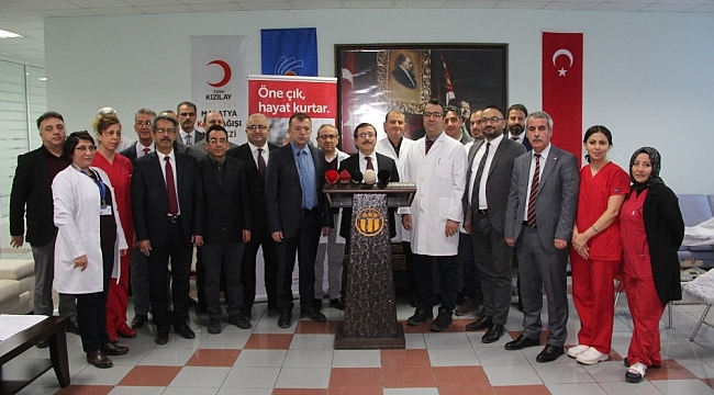 Turgut Özal Tıp Merkezinde 222 Hastaya Kök Hücre Nakli Yapıldı