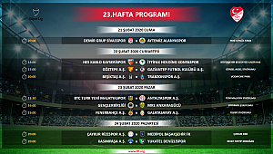 BtcTurk YMS-Antalyaspor Maçı Pazar Günü
