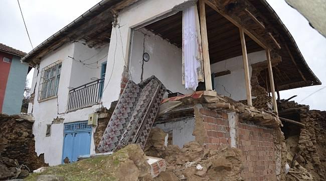 Deprem Bölgesi İçin Yağış Uyarısı
