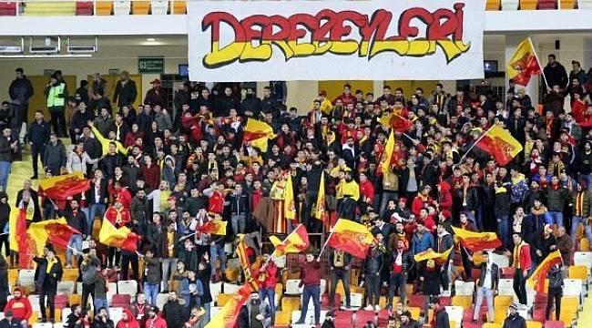 Taraftarlardan BtcTurk Yeni Malatyaspor'a Tam Destek