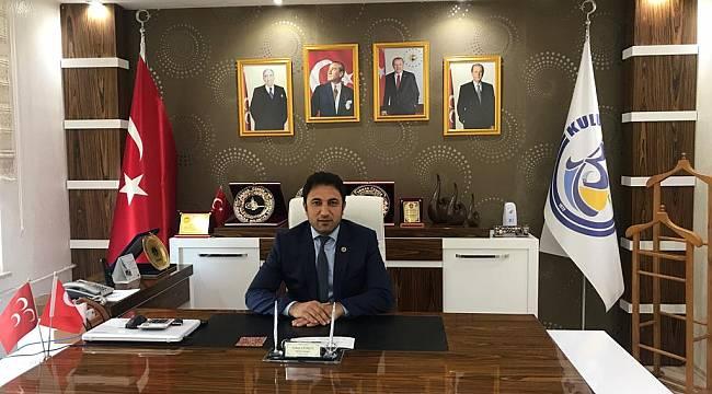 Başkan Cengiz'den Miraç Kandili Mesajı