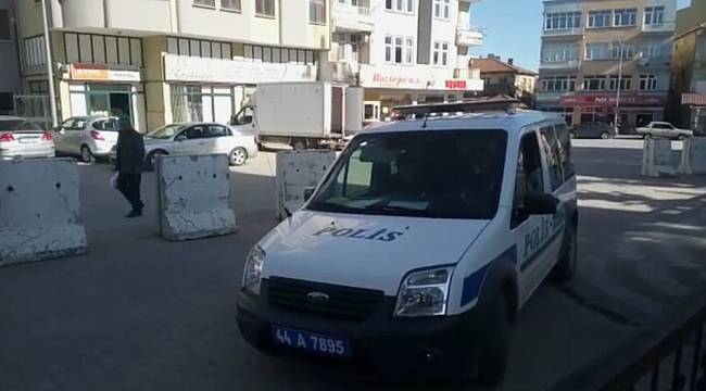 Doğanşehir'de 65 Yaş Üstü 15 Kişiye Ceza Kesildi