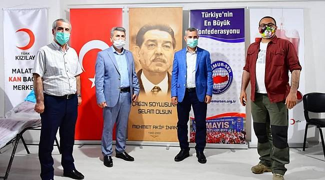 Başkan Çınar, Kan kampanyasına destek istedi