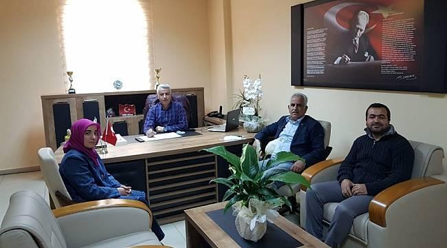Yazıhan Milli Eğitim Müdürlüğü'ne Sadun Kılıç Atandı
