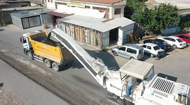 Başkan Çınar; Var Gücümüzle çalışıyoruz