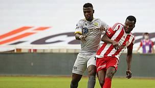 Sivasspor 0-1 BtcTurk Yeni Malatyaspor