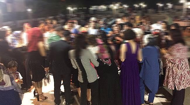 Sokak düğünü sonrası mahalle karantinaya alındı