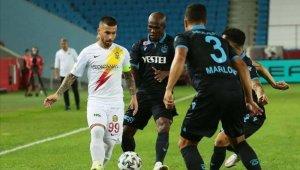 YMS'de Trabzonspor yenilgisi moralleri bozdu