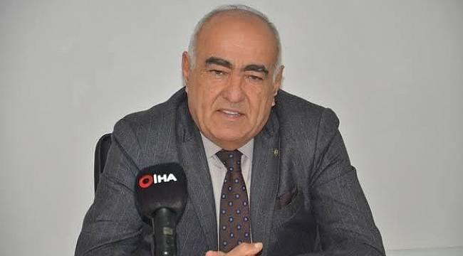 Başkan Sarıbaş'dan Geçmiş Olsun Mesajı