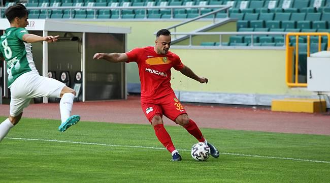 Konyaspor: 1 - Yeni Malatyaspor: 1