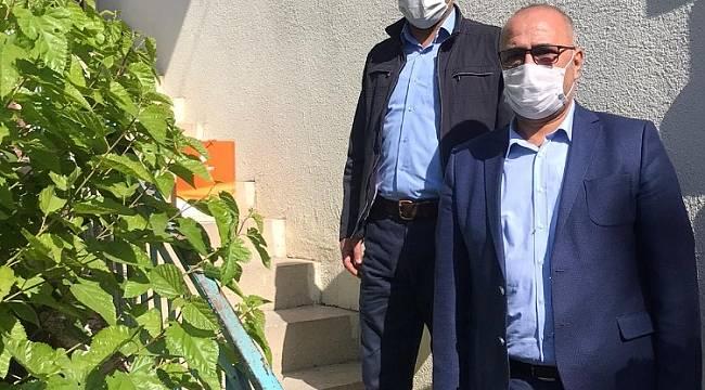 Yeşilyurt Belediyesi Personellerini Yalnız Bırakmıyor