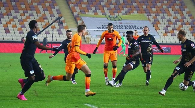 YMS, Ziraat Türkiye Kupasına Veda Etti