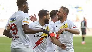 Gençlerbirliği: 1- Yeni Malatyaspor: 1