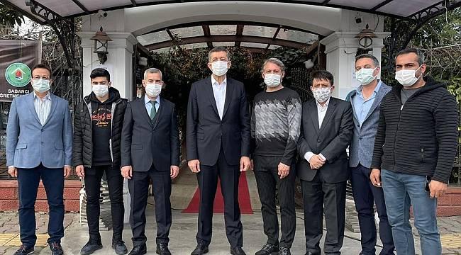 Başkan Çınar, Bakan Selçuk ile bir araya geldi