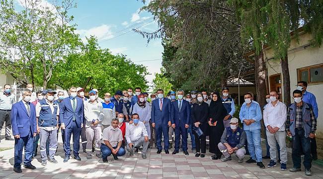 Gürkan, El birliğiyle Malatya'yı daha ilerilere götüreceğiz