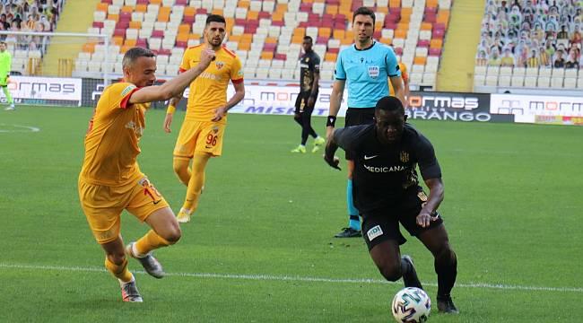 H. Yeni Malatyaspor: 1 - Kayserispor: 1