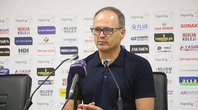 "İrfan Buz: ""Galatasaray maçına odaklanacağız"""