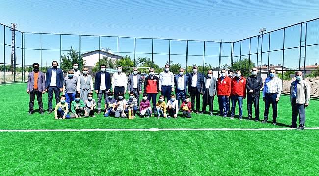 """""""Tohma'nın Çehresi Sosyal ve Sportif Yatırımlarla Değişiyor"""""""