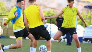 YMS, Galatasaray maçının hazırlıklarını tamamladı