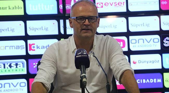 """İrfan Buz: """"Karşımızda hazır bir Trabzonspor vardı"""""""