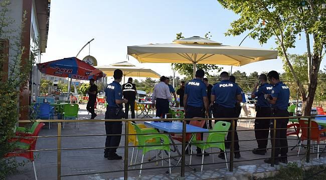 Pompalı Tüfekle Saldırı da 6 Kişi Yaralandı