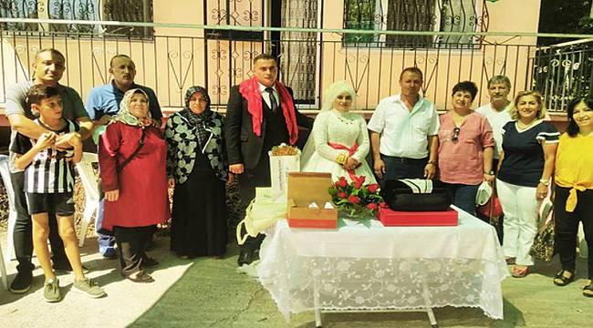 Ulubaba ve Akçelik Ailelerinin Mutlu Günü