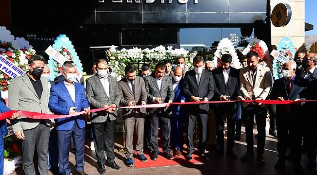 Dünya Markası Teashop Malatya'da Açıldı
