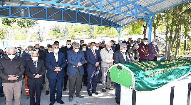 Malatya Büyükşehir Belediye Başkanı Gürkan'ın acı günü