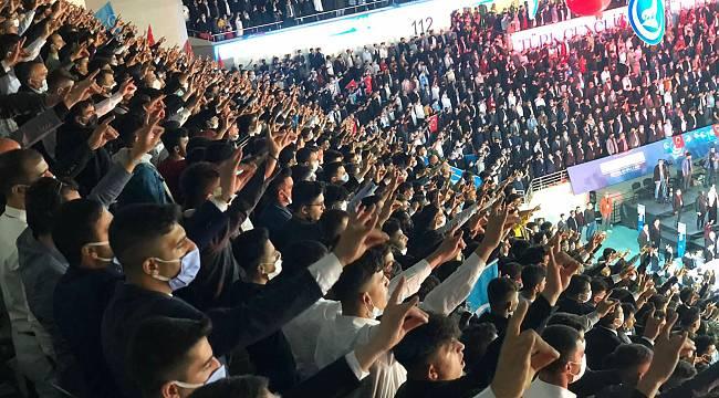 Ülkü Ocakları Malatya İl Teşkilatı Tam Kadro Ankara'da