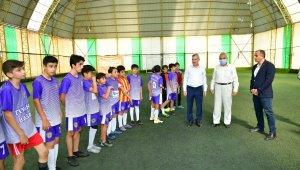 Yeşilyurt Belediyesi, Cumhuriyet Kupası Futbol Turnuvası Düzenledi