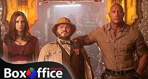 Jumanji The Next Level I Fragman